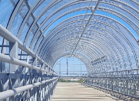 Мостовые металлоконструкции и пешеходные переходы