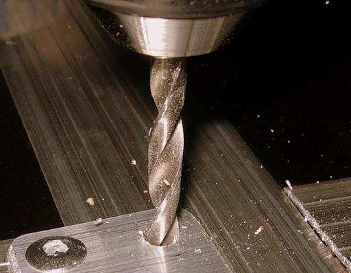 Как сверлить сталь