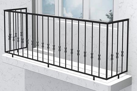 металл балкон перила фото