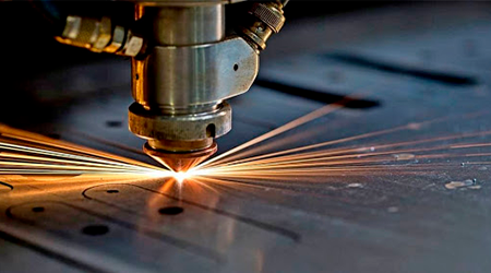 преимущества лазерной резки металла фото