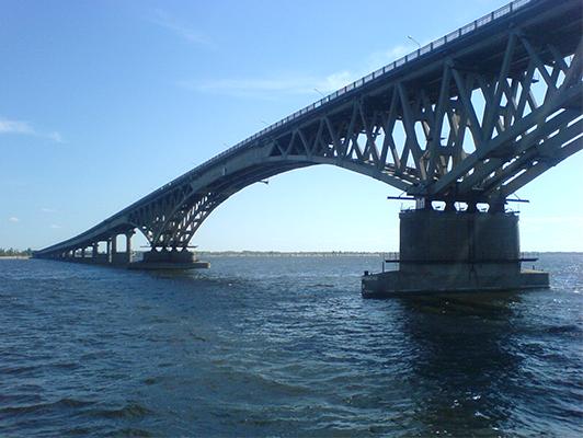 как называется опора моста фото