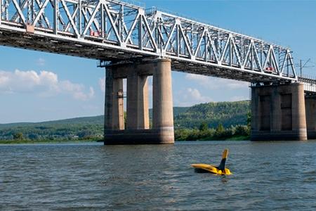 конструкция опоры моста фото