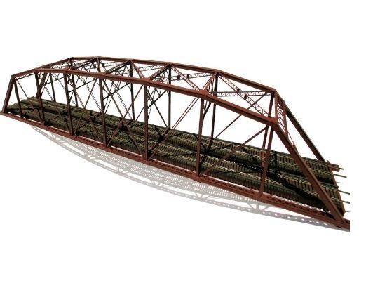 конструкция металлического моста фото