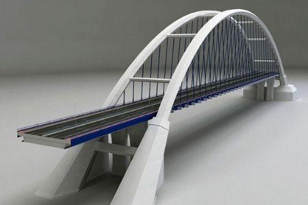 виды металлических мостов фото